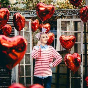 Le Ballon Coeur Mieux que des Fleurs