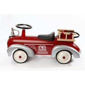 Porteur Speedster camion de pompiers