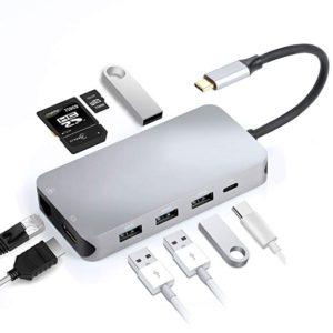 Hub USB-C pour MacBook