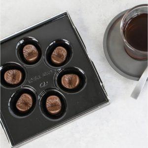 Anus comestibles en chocolat