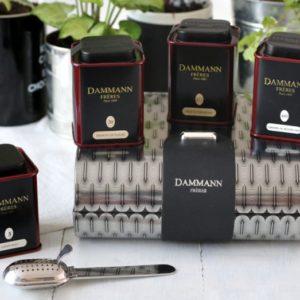 Coffret thé Opéra Dammann Frères
