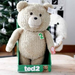 Peluche Ted