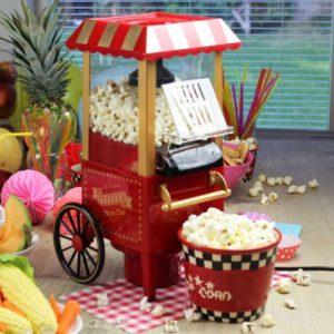 Machine à Pop-Corn Rétro