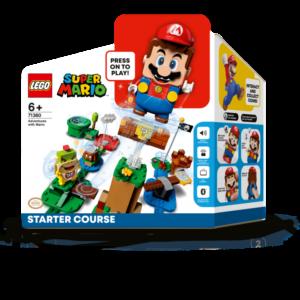 Pack de démarrage Les Aventures de Mario – LEGO® Super Mario™