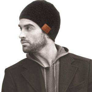 Bonnet avec écouteurs Bluetooth