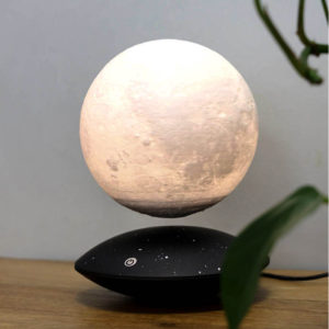 Lune flottante magnétique