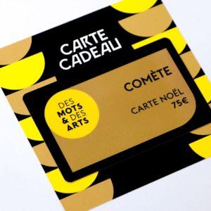 """Vivre l'art à Paris avec la carte """"Comète"""""""