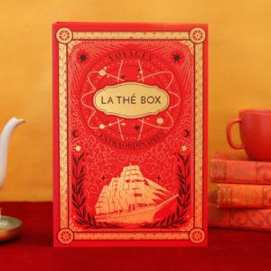 Jules Verne- La Thé Box