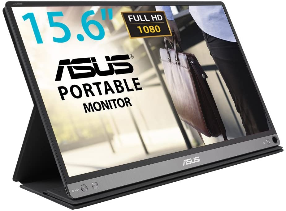 second ecran pc portable asus 15.6'