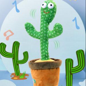 JOYUS : peluche Cactus dansant