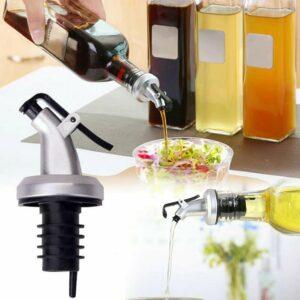 CLASSI™ : Bouchon anti-fuite pour bouteille de vin-huile-saucière