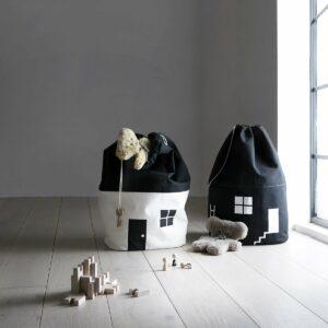La maison : sac de rangement